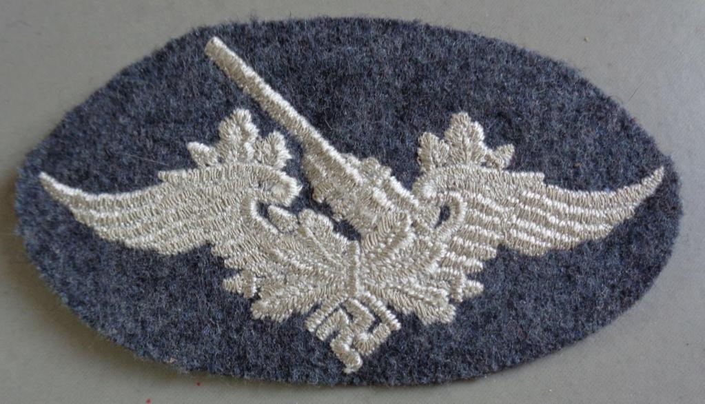 insigne de manche d'artilleur  Dsc06227