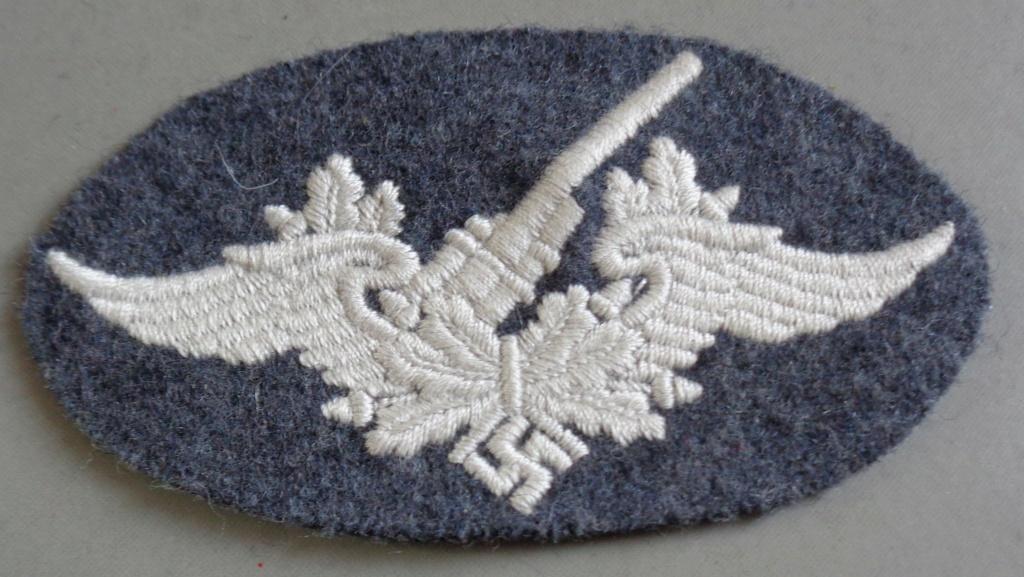 insigne de manche d'artilleur  Dsc06228