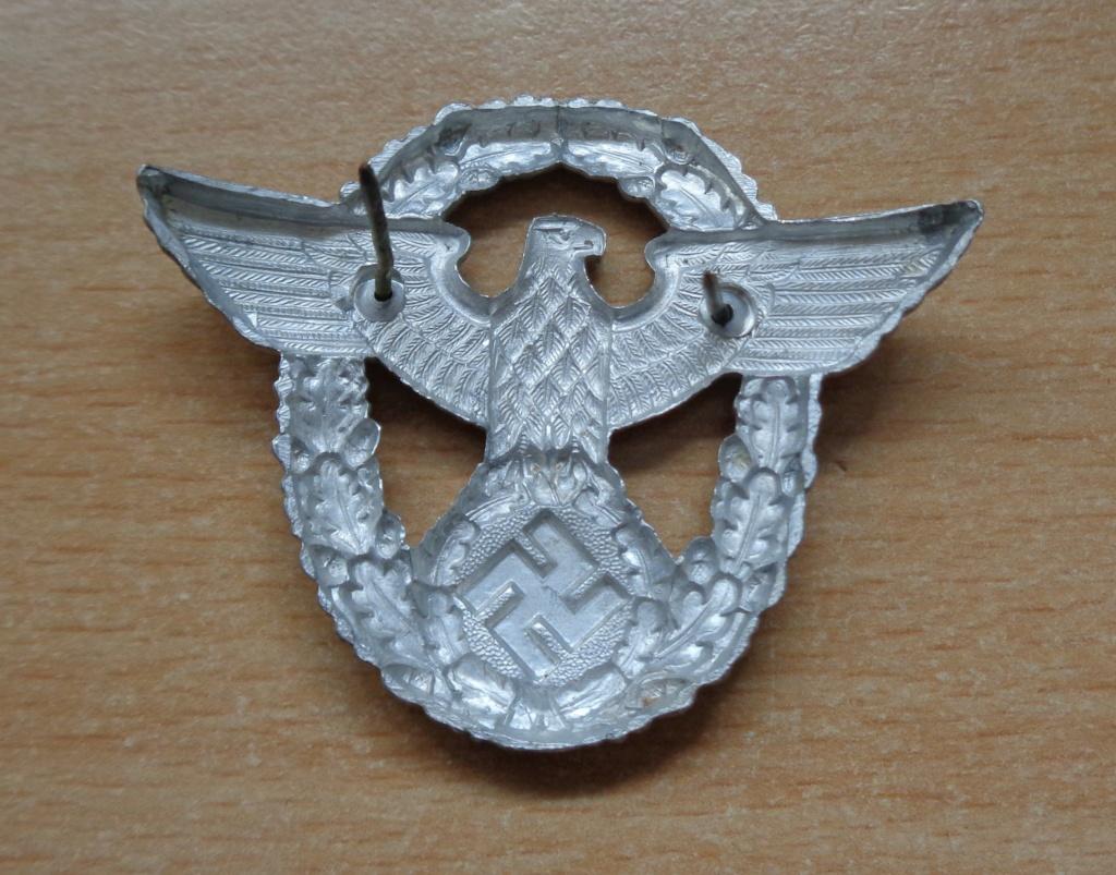 aigle de casquette polizei  Dsc06426