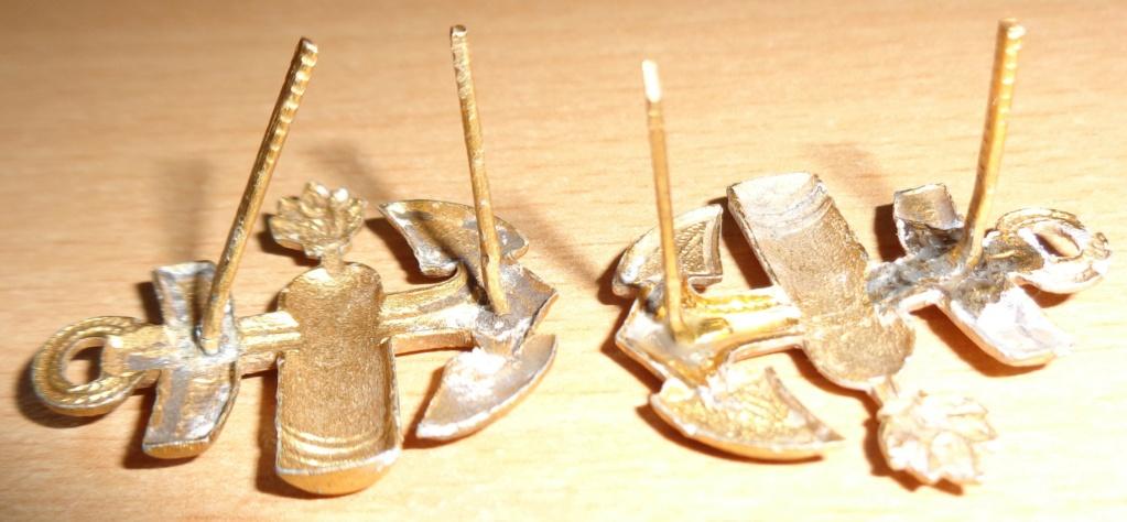 paire d'insignes pour épaulette kriegsmarine  Dsc06526