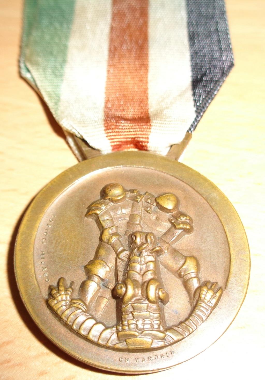 médaille germano-italienne Dsc06815