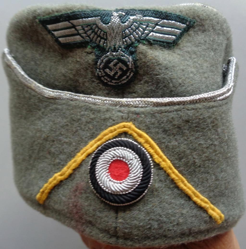calot sous officier allemand  Dsc07012