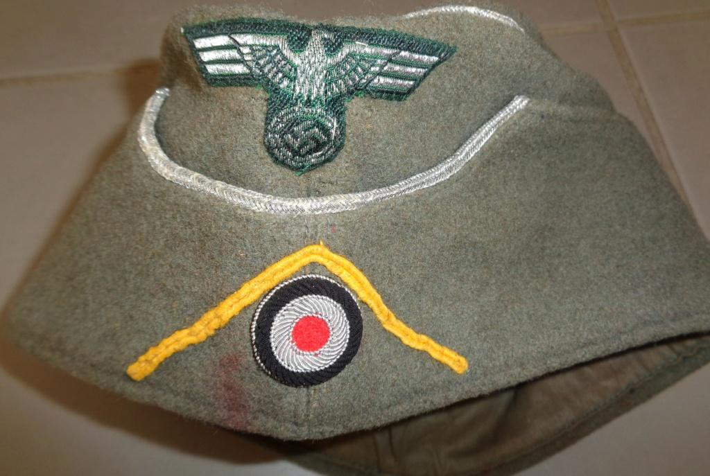 calot sous officier allemand  Dsc07015