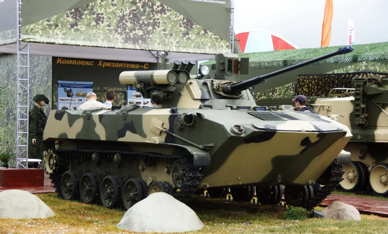 BMP-1 & BMP-2 in Russian Army - Page 9 Russia35