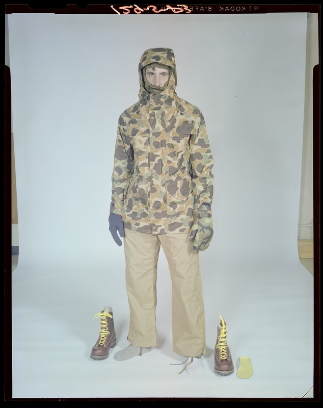Hunting Camouflages used by Soldiers 00482110