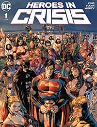 Heroes in Crisis 1 à 9 2018-2019 62569510