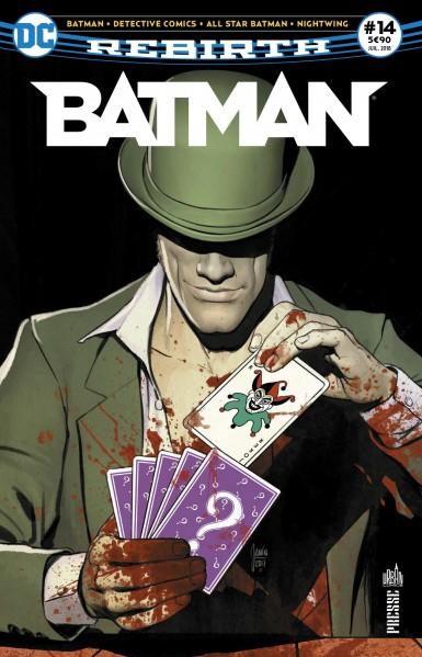 Batman Rebirth 14 juillet 2018 Batman11