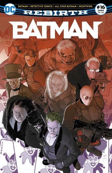 Batman Rebirth 16 septembre  2018 Batman13
