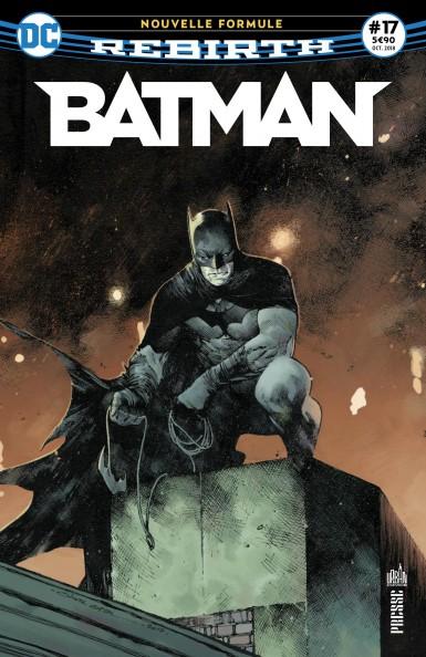 Batman Rebirth 17 octobre 2018 nouvelle formule Batman14