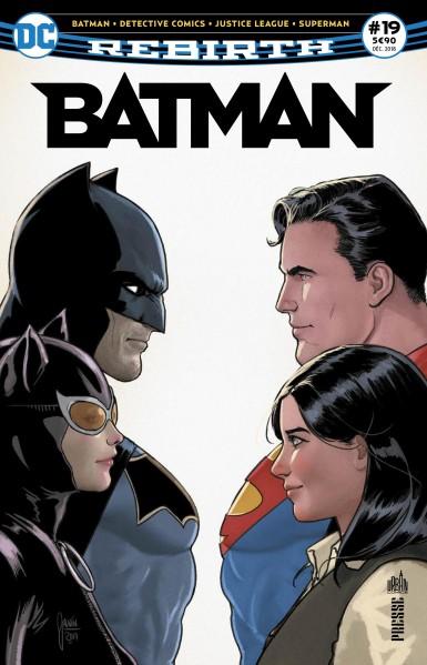 Batman Rebirth 19 decembre 2018 Batman16