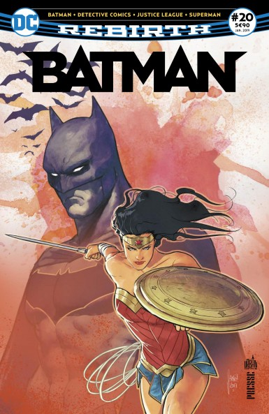 Batman Rebirth 20 janvier 2019 Batman17