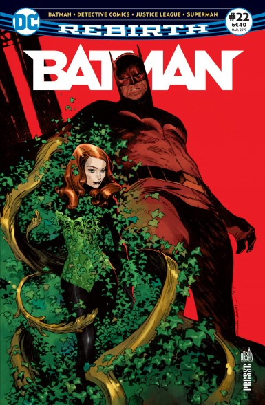Batman Rebirth 22 mars 2019  Batman19