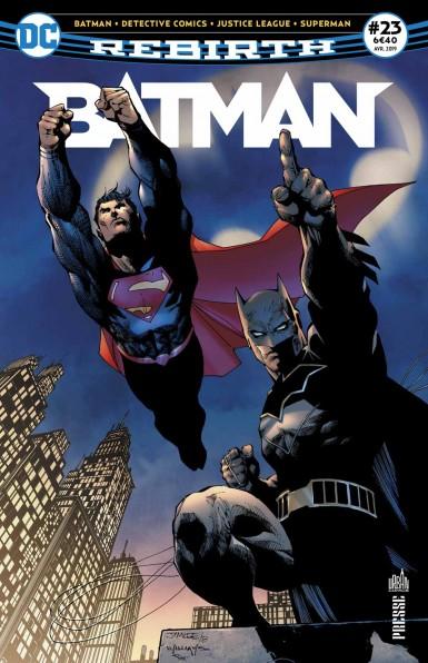 Batman Rebirth 23 avril 2019 Batman20