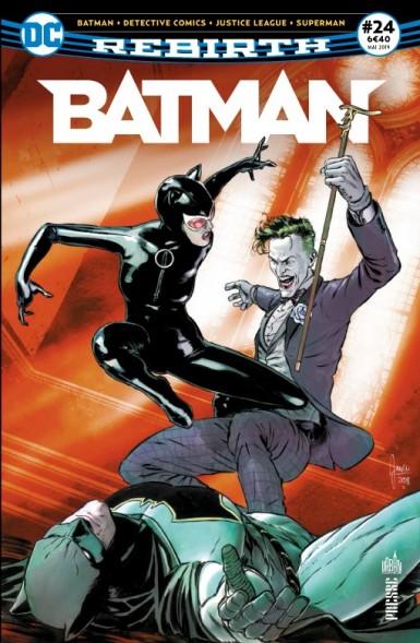 batman Rebirth 24 mai 2019 Batman21
