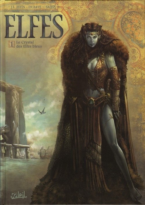 Elfes - Nains - Orcs et Gobelins Ed° Soleil Couv_111