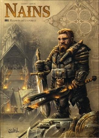 Elfes - Nains - Orcs et Gobelins Ed° Soleil Couv_210