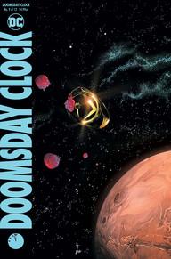 Doomsday Clock (the Watchmen)  2018-2019 Dd_clo12