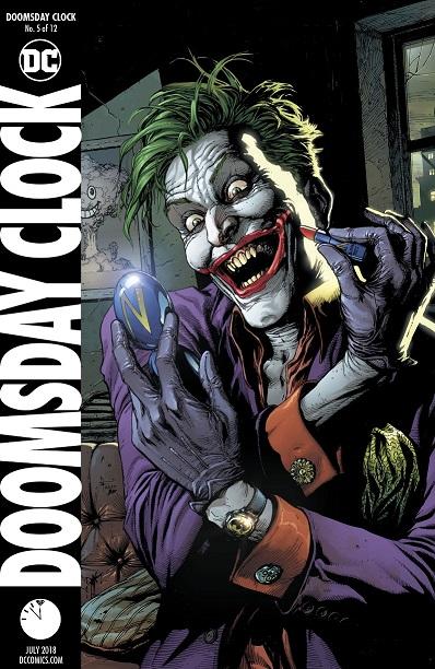 Doomsday Clock (the Watchmen)  2018-2019 Doomsd11