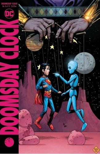Doomsday Clock (the Watchmen)  2018-2019 Doomsd15