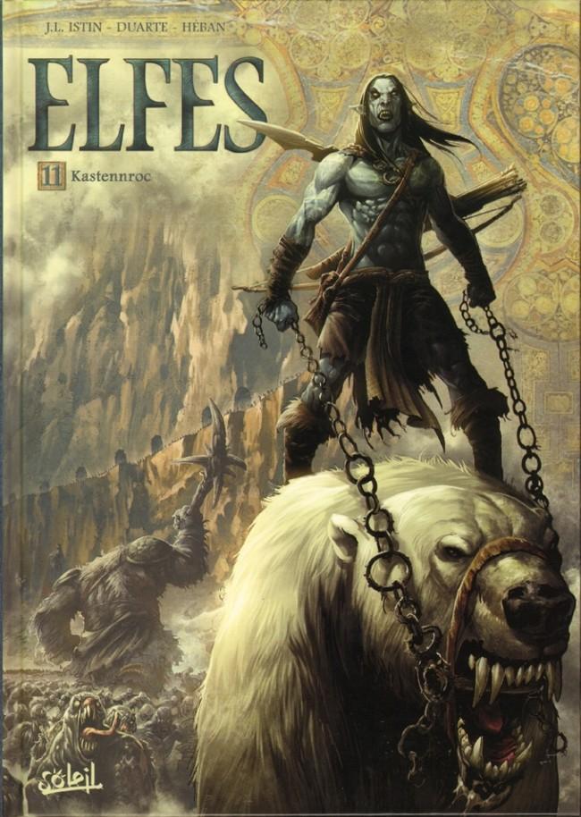 Elfes - Nains - Orcs et Gobelins Ed° Soleil E1110