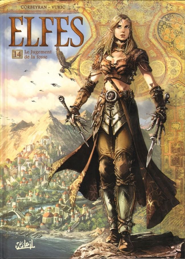 Elfes - Nains - Orcs et Gobelins Ed° Soleil E1410