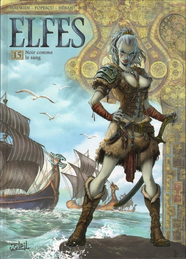 Elfes - Nains - Orcs et Gobelins Ed° Soleil E1510