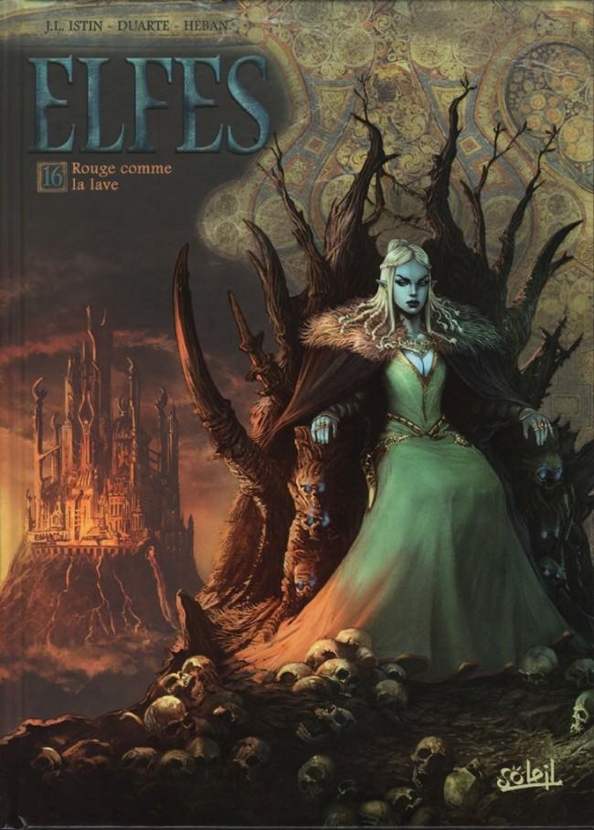 Elfes - Nains - Orcs et Gobelins Ed° Soleil E1610