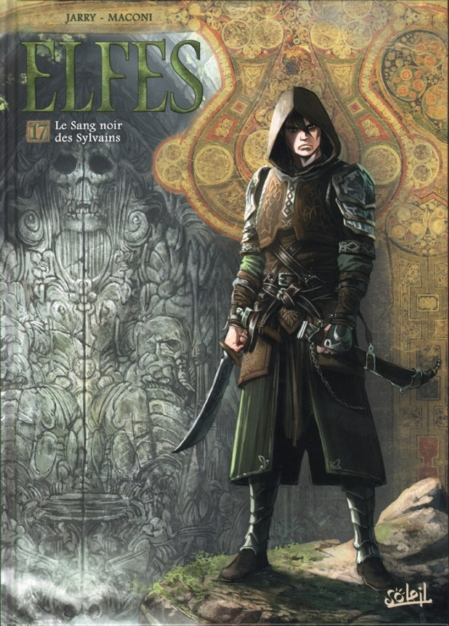 Elfes - Nains - Orcs et Gobelins Ed° Soleil E1710