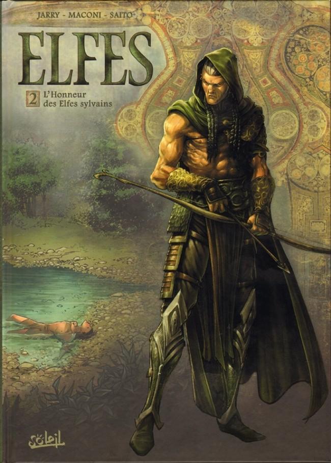 Elfes - Nains - Orcs et Gobelins Ed° Soleil E210