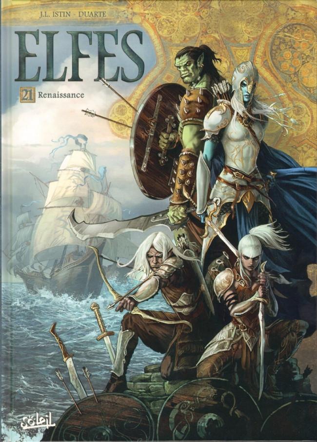 Elfes - Nains - Orcs et Gobelins Ed° Soleil E2110