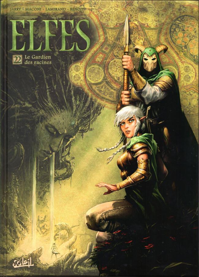 Elfes - Nains - Orcs et Gobelins Ed° Soleil E2210