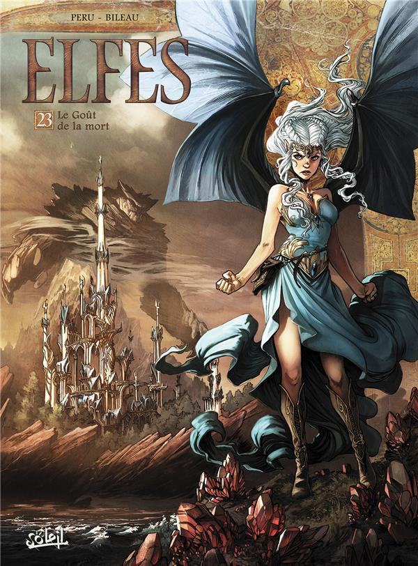 Elfes - Nains - Orcs et Gobelins Ed° Soleil E2310