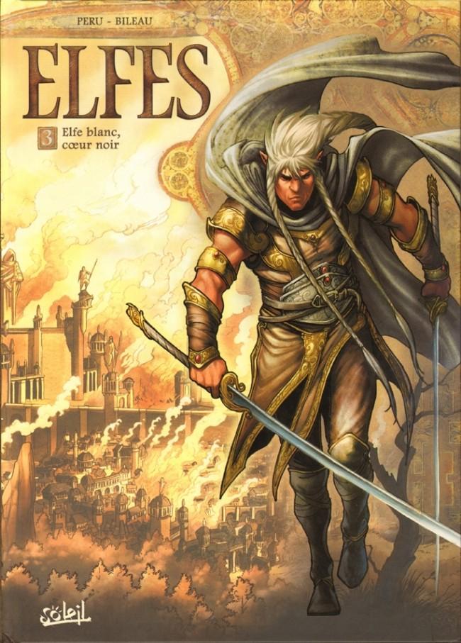 Elfes - Nains - Orcs et Gobelins Ed° Soleil E310