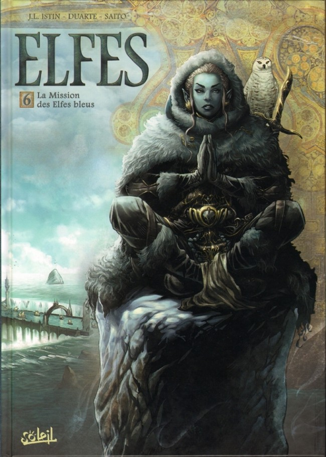 Elfes - Nains - Orcs et Gobelins Ed° Soleil E610