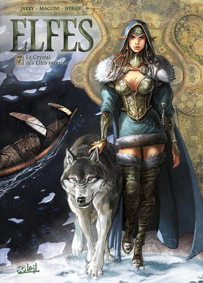 Elfes - Nains - Orcs et Gobelins Ed° Soleil E710