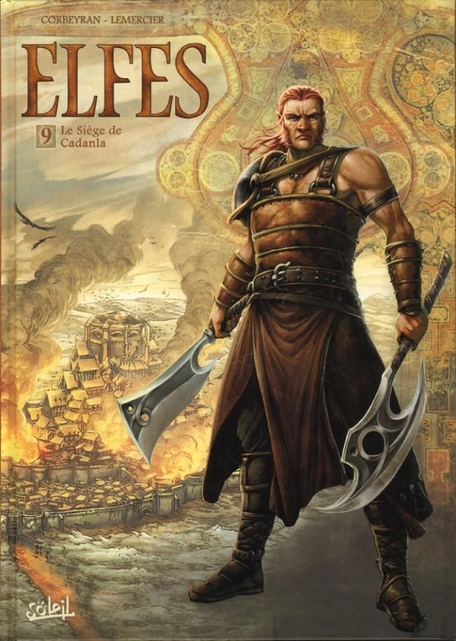Elfes - Nains - Orcs et Gobelins Ed° Soleil E910