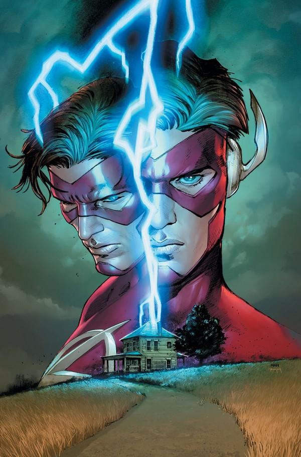 Heroes in Crisis 1 à 9 2018-2019 Heroes10