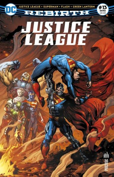 Justice League Rebirth 13 juin 2018 Justic10