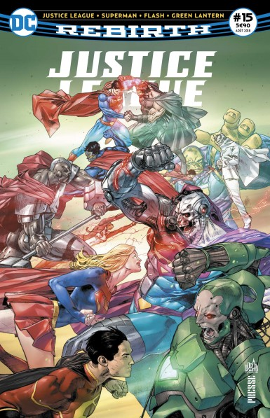 Justice League Rebirth 15 aout 2018 Justic12