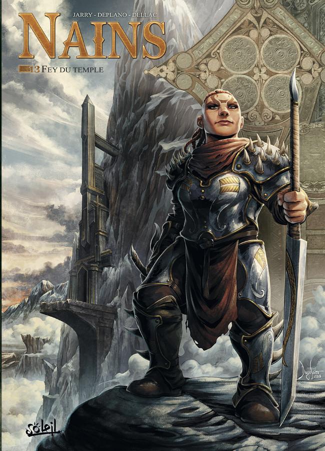 Elfes - Nains - Orcs et Gobelins Ed° Soleil N1310