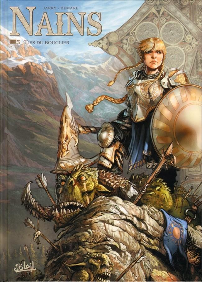 Elfes - Nains - Orcs et Gobelins Ed° Soleil N510