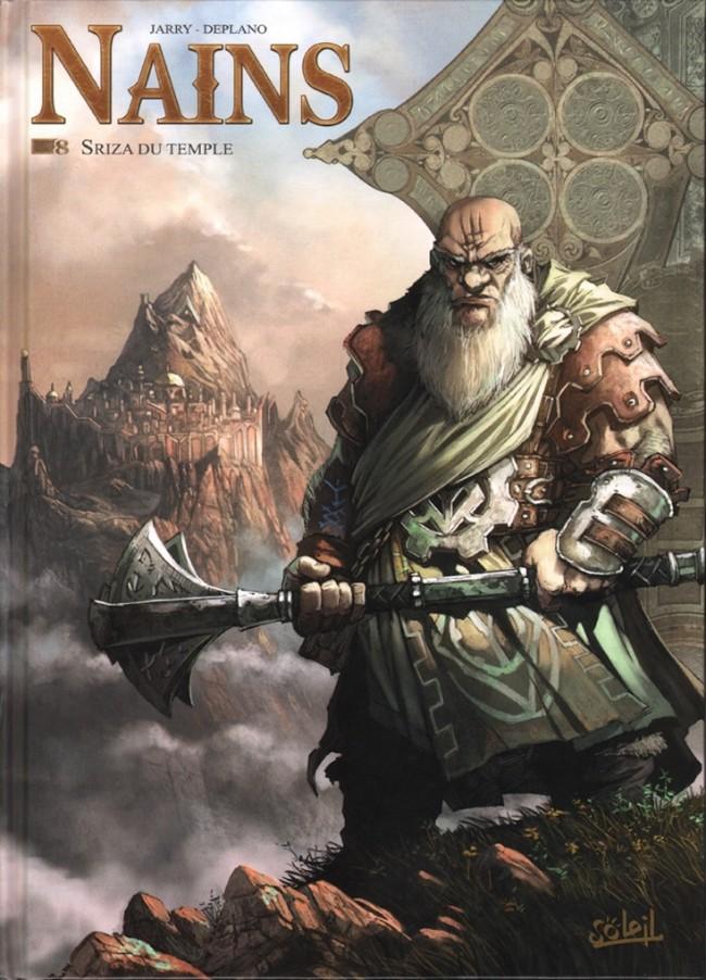 Elfes - Nains - Orcs et Gobelins Ed° Soleil N810