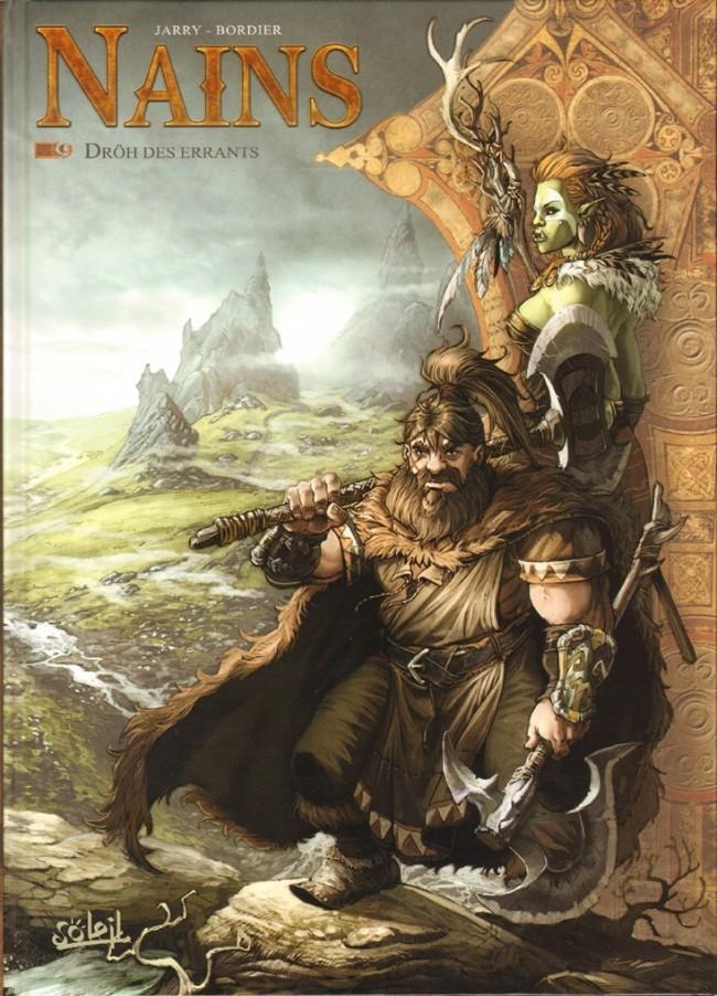 Elfes - Nains - Orcs et Gobelins Ed° Soleil N910