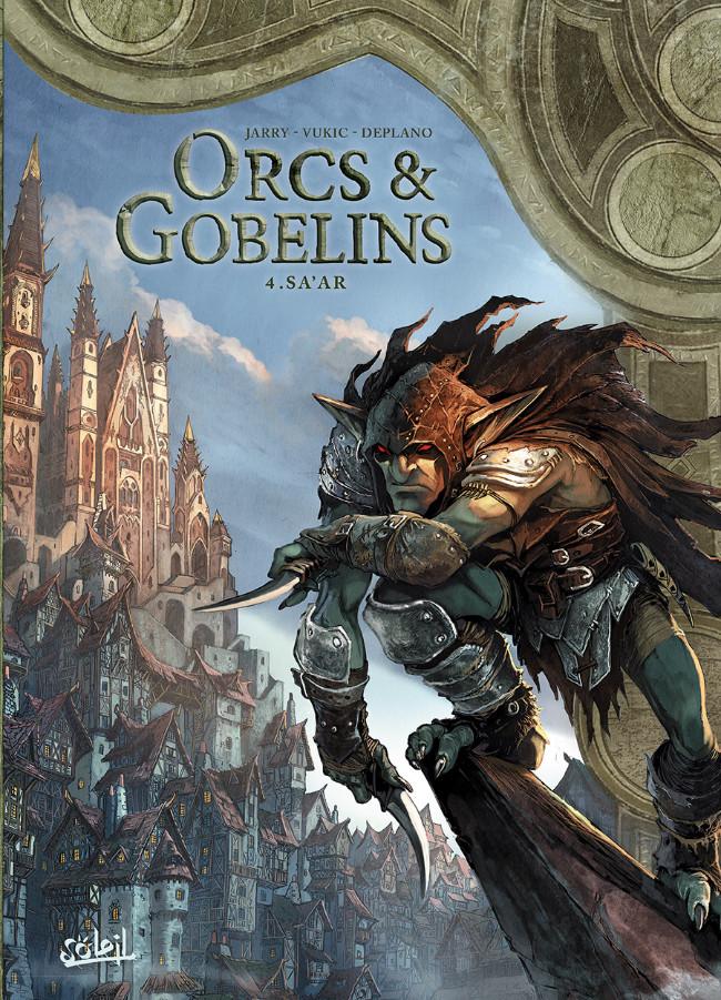 Elfes - Nains - Orcs et Gobelins Ed° Soleil O410