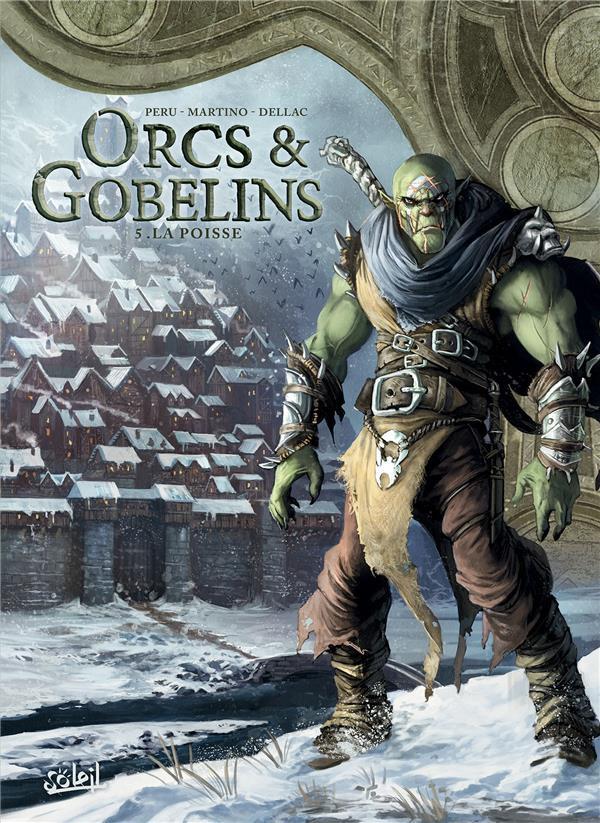 Elfes - Nains - Orcs et Gobelins Ed° Soleil O510