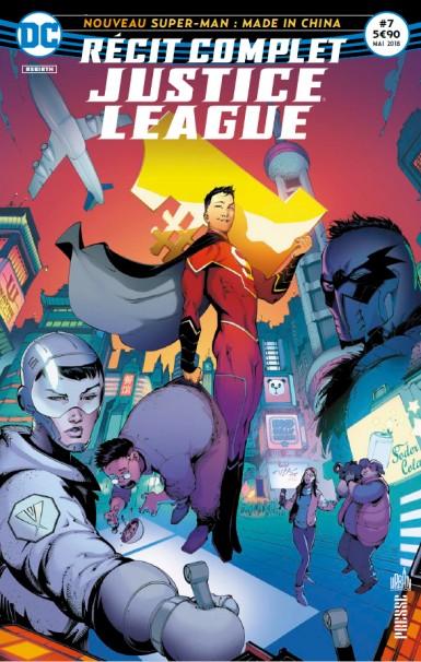 Recit complet Justice League rebirth 7 mai juin 2018 Recit-10