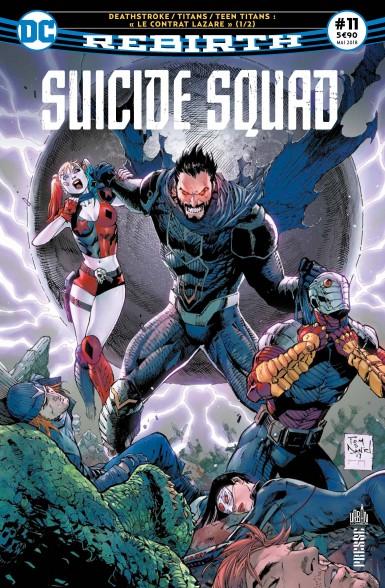 Suicide Squad Rebirth 11 mai 2018 Suicid10