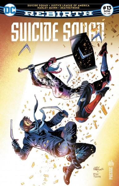 Suicide Squad Rebirth 13 juillet 2018 Suicid12