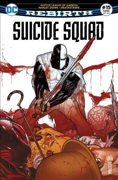 Suicide Squad Rebirth 15 septembre 2018 Suicid14