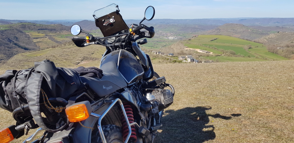Stage Off Road chez AIR GLOBE Rodez Aveyron 20210312